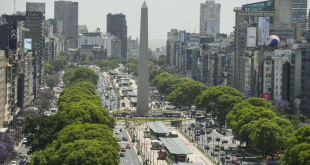 În capitala Argentinei, pe fondul carantinei, poluarea aerului a scăzut cu 50%