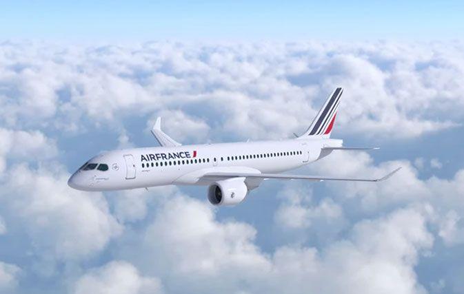 Compania Air France s-a angajat să reducă emisiile de carbon în schimbul sprijinului guvernamental