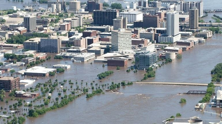 Frecvența inundațiilor costiere până la sfârșitul secolului poate crește cu 50%