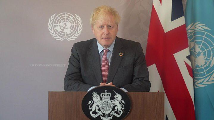 Johnson avertizează cu privire la amenințarea cu dispariția a 1 milion de specii de plante și animale