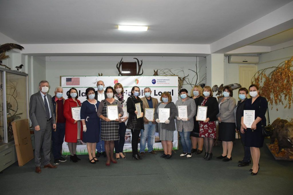Gala Parteneriatului Local la Ștefan Vodă
