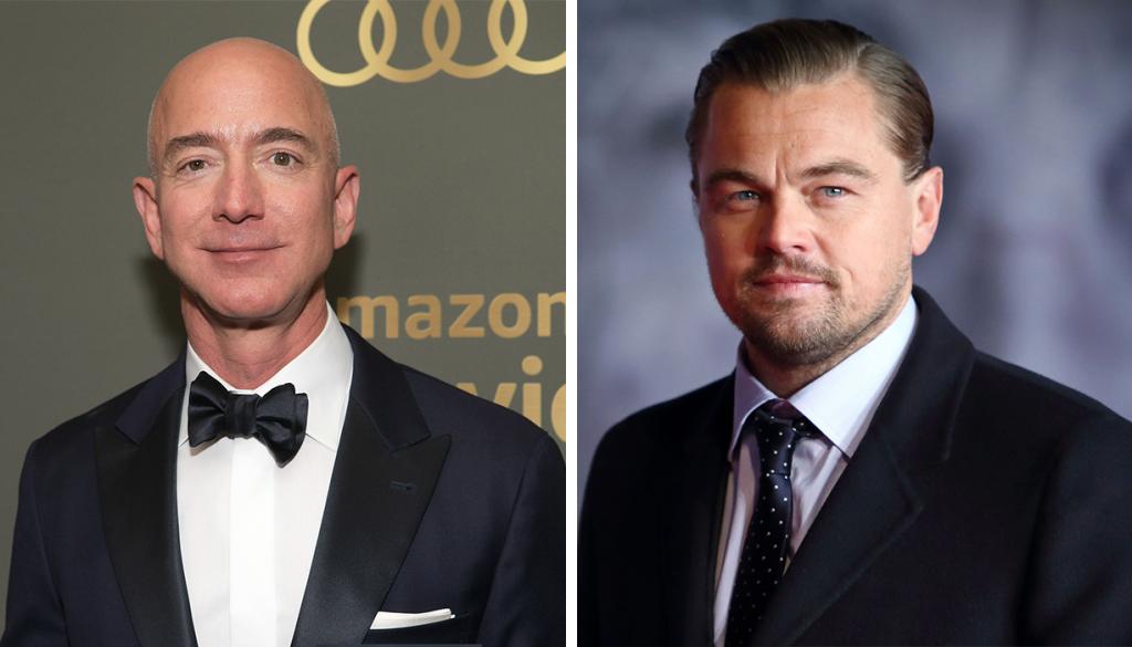 DiCaprio și Bezos au adresat o scrisoare deschisă președintelui  Biden cu privire la schimbările climatice