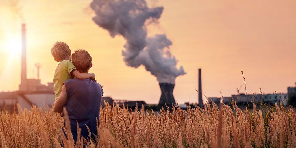 Poluarea atmosferică, cauza mai multor decese din Europa
