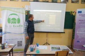 Tinerii din Anenii Noi instruiți de Veaceslav Tutunaru