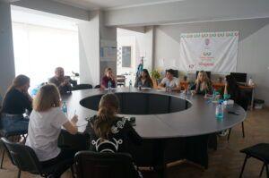 Tinerii din Sîngerei instruiți de Alex Nistiriuc